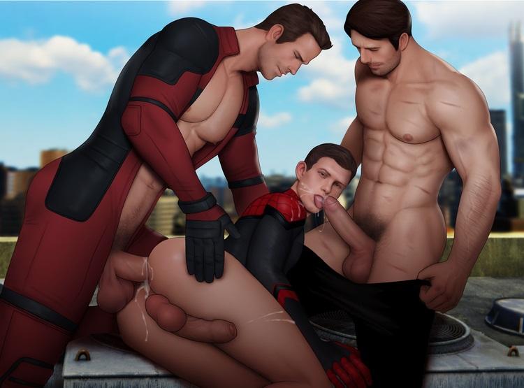 Fuck games gay BOY ANAL